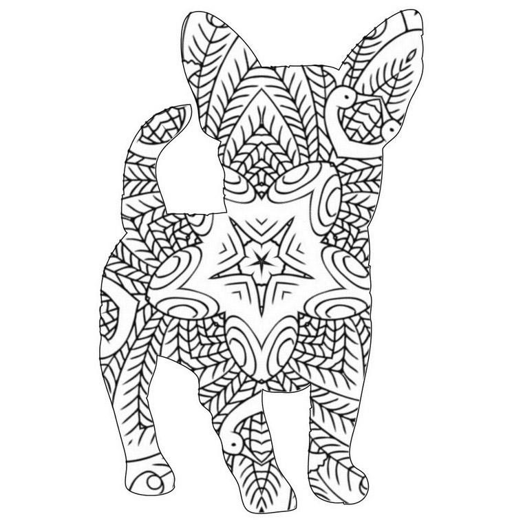 61 Animal Mandala Coloring Pages: Most Popular Fun Mandalas