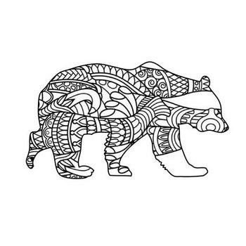 61 Animal Mandala Coloring Pages Most Popular Fun Mandalas