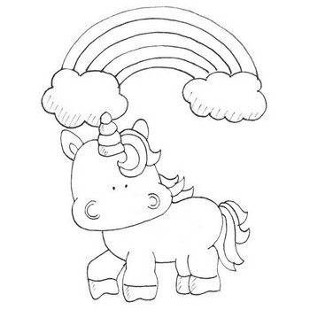 34 unicorn coloring pages cute dancing rainbow unicorns 34 unicorn coloring pages cute